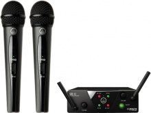 AKG WMS40MINI2VOCAL двойная вокальная радиосистема